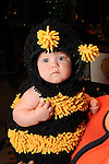 Ten-month-old Emily Fuchs at the M.D. Anderson Halloween party at The Galleria Sunday Oct 25, 2015.(Dave Rossman photo)