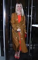 NEW YORK, NY - January 08: Alice Eve seen exiting SiriusXM studios in New York City on January 08, 2019 Credit:RW/MediaPunch<br /> CAP/MPI/RW<br /> &copy;RW/MPI/Capital Pictures