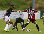 Cameron Stewart of Sheffield Utd during the U23 Professional Development League Two match at the Local Look Stadium, Sheffield. Picture date: September 26th, 2016. Pic Simon Bellis/Sportimage