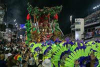 SÃO PAULO, SP, 02.03.2019: CARNAVAL-SP – Apresentação da escola de samba Mocidade Alegre durante o segundo dia de desfile do Grupo Especial do carnaval de São Paulo, neste sábado (02), no Sambódromo do Anhembi na capital paulista. (Foto: Marivaldo Oliveira/Código19)