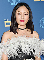 HOLLYWOOD, CA - FEBRUARY 02: Constance Wu attends the 71st Annual Directors Guild Of America Awards at The Ray Dolby Ballroom at Hollywood &amp; Highland Center on February 02, 2019 in Hollywood, California.<br /> CAP/ROT/TM<br /> &copy;TM/ROT/Capital Pictures