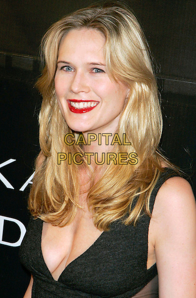 "STEPHANIE MARCH.at Donna Karan ""Gold"" Fragrance Collection Launch Party at Donna Karan Flagship Store, New York, New York, USA, 12 October 2006..portrait headshot.Ref: ADM/JL.www.capitalpictures.com.sales@capitalpictures.com.©Jackson Lee/AdMedia/Capital Pictures."