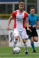 EMMEN - Voetbal, FC Emmen - Almere City, voorbereiding seizoen 2019-2020, 14-07-2019,  FC Emmen speler Michael de Leeuw
