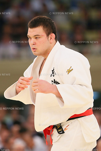 Aaron Phillip Wolf, APRIL 29, 2015 - Judo : 2015 All Japan Judo Championships at Nippon Budokan, Tokyo, Japan. <br /> (Photo by Yohei Osada/AFLO SPORT)