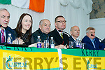 Tim Murphy, Chairman pictured at the Kerry County Board GAA Convention at The Rose Hotel, Tralee on Monday night last.