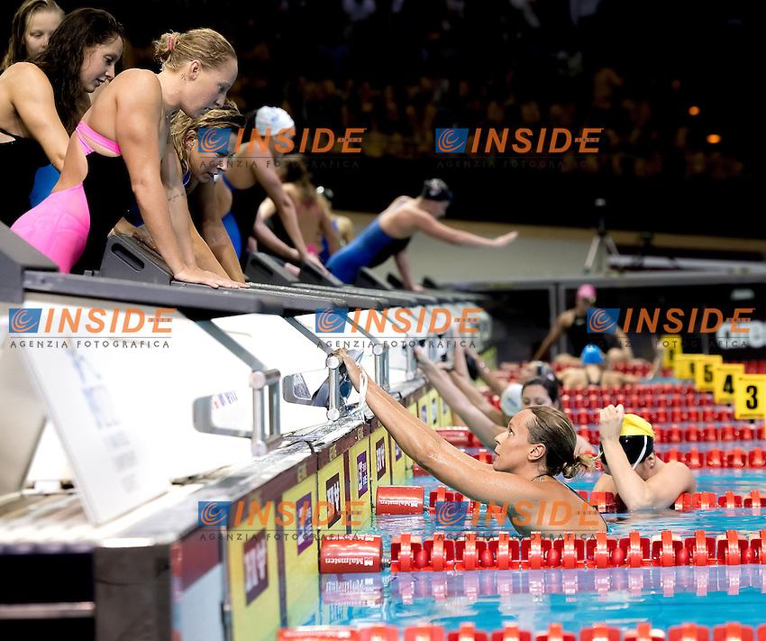Italy - MIZZAU Alice, PIROZZI Stefania, MASINI LUCCETTI Chiara, PELLEGRINI Federica<br /> Finals Relay 4 x 200 freestyle women<br /> 32nd LEN European Championships Swimming<br /> Berlin, Germany 2014  Aug.13 th - Aug. 24 th<br /> Day11 - Aug. 21<br /> Photo G. Scala/Deepbluemedia/Inside