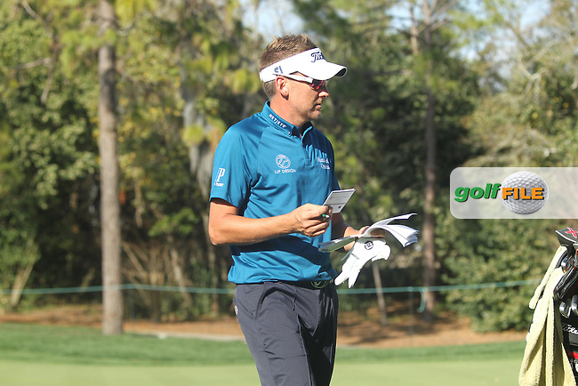 Ian Poulter (ENG) during round 1 of the Valspar Championship, at the  Innisbrook Resort, Palm Harbor,  Florida, USA. 10/03/2016.<br /> Picture: Golffile   Mark Davison<br /> <br /> <br /> All photo usage must carry mandatory copyright credit (&copy; Golffile   Mark Davison)