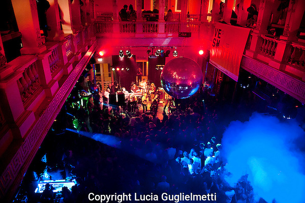 Utrecht,22 sept 2011 .Nederlands FILM FESTIVAL.Rocking with the Stars..Foto Lucia Guglielmetti.