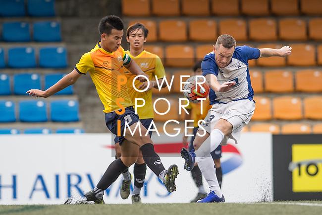 Hong Kong Football Club vs Thai Youth Football Home during the Main tournament of the HKFC Citi Soccer Sevens on 22 May 2016 in the Hong Kong Footbal Club, Hong Kong, China. Photo by Li Man Yuen / Power Sport Images