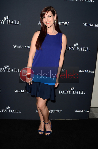 Sara Rue<br /> at the Annual Baby Ball in honor of World Adoption Day, NeueHouse, Hollywood, CA 11-11-16<br /> David Edwards/DailyCeleb.com 818-249-4998