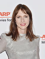 BEVERLY HILLS, CA - FEBRUARY 04: Dolly Wells  attends the 18th Annual AARP The Magazine's Movies For Grownups Awards at the Beverly Wilshire Four Seasons Hotel on February 04, 2019 in Beverly Hills, California.<br /> CAP/ROT/TM<br /> &copy;TM/ROT/Capital Pictures