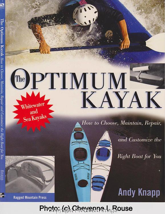 Optimum Kayak Book Cover<br /> (c) Cheyenne L Rouse