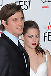 Kristen Stewart and Garrett Hedlund at The AFI FEST 2012 On The Road Gala Screening held at The Grauman's Chinese Theatre in Hollywood, California on November 03,2012                                                                               © 2012 Hollywood Press Agency