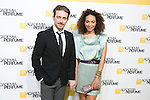 Victor Clavijo and Montse Pla attend the Perfume Academy Awards at Casa de America, Madrid,  Spain. March 17, 2015.(ALTERPHOTOS/)Carlos Dafonte)