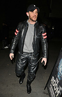 Tom Hardy at the &quot;The Ninth Cloud&quot; film screening and Q&amp;A, Prince Charles cinema, Queen Leicester Place, London, England, UK, on Monday 12 February 2018.<br /> CAP/CAN<br /> &copy;CAN/Capital Pictures