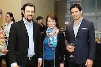 Jack Simpson, Valerie Baxton, Andrew Tranes