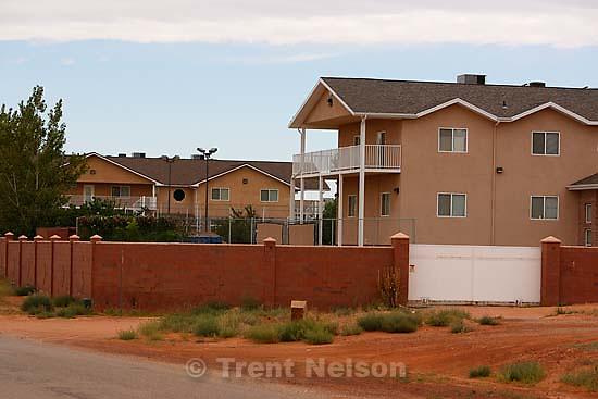 warren jeffs compound