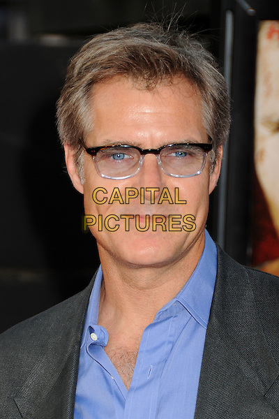 """HENRY CZERNY.""""The A-Team"""" Los Angeles Premiere held at Grauman's Chinese Theatre, Hollywood, California, USA..June 3rd, 2010.headshot portrait blue grey gray glasses .CAP/ADM/BP.©Byron Purvis/AdMedia/Capital Pictures."""