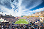 _YU16964<br /> <br /> 16FTB vs SUU<br /> <br /> BYU- 37 <br /> SUU- 7<br /> <br /> November 12, 2016<br /> <br /> Photography by: Nathaniel Ray Edwards/BYU Photo<br /> <br /> © BYU PHOTO 2016<br /> All Rights Reserved<br /> photo@byu.edu  (801)422-7322<br /> <br /> 6964