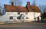 The Dennington Queen pub, Dennington, Suffolk, England