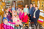 The Museum Tarbert Bridewell Courthouse & Jail Pictured NEWKD Staff and Volunteers Mary Bridgeman, Management, Catherine Holly, RSS, Margaret Scannell, Management, Teresa Kennelly, RSS with the  Tarbert Active Retirement group
