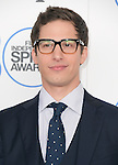 Andy Samberg<br />  attends 2015 Film Independent Spirit Awards held at Santa Monica Beach in Santa Monica, California on February 21,2015                                                                               &copy; 2015Hollywood Press Agency