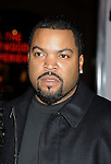 "HOLLYWOOD, CA. - January 11: Ice Cube attends the ""The Book Of Eli"" Los Angeles Premiere at Grauman's Chinese Theatre on January 11, 2010 in Hollywood, California."