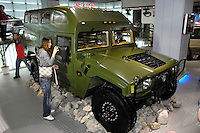 Dongfeng EQ2050 at the 2006 International Automotive Exhibition in Beijing, China.  .