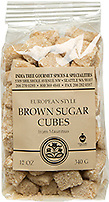 India Tree Brown Sugar Cubes, India Tree Specialty & Coffee Sugars
