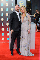www.acepixs.com<br /> <br /> February 12 2017, London<br /> <br /> Preston J.Cook and Julia Stiles arriving at the 70th EE British Academy Film Awards (BAFTA) at the Royal Albert Hall on February 12, 2017 in London, England<br /> <br /> By Line: Famous/ACE Pictures<br /> <br /> <br /> ACE Pictures Inc<br /> Tel: 6467670430<br /> Email: info@acepixs.com<br /> www.acepixs.com