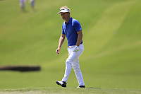 Soren Kjeldsen (DEN) walks to the 13th green during Thursday's Round 1 of the 2017 PGA Championship held at Quail Hollow Golf Club, Charlotte, North Carolina, USA. 10th August 2017.<br /> Picture: Eoin Clarke | Golffile<br /> <br /> <br /> All photos usage must carry mandatory copyright credit (&copy; Golffile | Eoin Clarke)