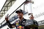 Daniel Ricciardo (AUS)  Red Bull Racing<br />  Foto © nph / Mathis