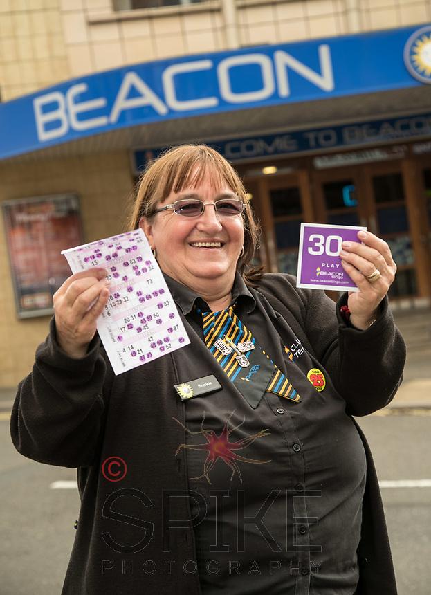 Brenda Ancliff retires from Beacon Bingo in Ilkeston after 30 years' service