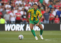 West Bromwich Albion's Jake Livermore<br /> <br /> Photographer Mick Walker/CameraSport<br /> <br /> The EFL Sky Bet Championship - Nottingham Forest v West Bromwich Albion - Tuesday August 7th 2018 - The City Ground - Nottingham<br /> <br /> World Copyright &copy; 2018 CameraSport. All rights reserved. 43 Linden Ave. Countesthorpe. Leicester. England. LE8 5PG - Tel: +44 (0) 116 277 4147 - admin@camerasport.com - www.camerasport.com