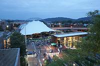 charlottesville pavilion concert music