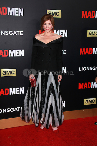 Melinda McGraw on hand the AMC celebration of the final 7 episodes of 'Mad Men' with The Black & Red Ball at the Dorothy Chandler Pavilion on March 25, 2015 in Los Angeles, California.  Credit: David Edwards/DailyCeleb/MediaPunch