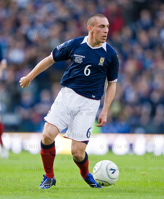 Scott Brown, Scotland
