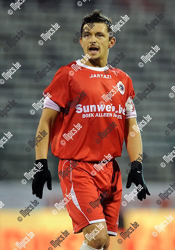 2010-12-11 / Voetbal / seizoen 2010-2011 / Antwerp FC - Tubeke / Alexandre Di Gregorio..Foto: Mpics