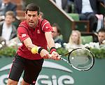 Novak Djokovic (SRB) defeated Yen-Hsun Lu (TPE) 6-4, 6-1, 6-1