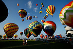 FEATURES-32th annual Balloons festival in Readington New Jersey