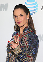 LOS ANGELES, CA - JUNE 2: Alessandra Ambrosio, at iHeartRadio Wango Tango by AT&amp;T at Banc of California Stadium in Los Angeles, California on June 2, 2018. <br /> CAP/MPIFM<br /> &copy;MPIFM/Capital Pictures