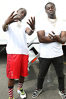 NEW YORK, NY - JUNE 2, 2019 G4 Boyz backstage at Summer Jam at Met Life Stadium, June 2, 2019 in East Rutherford, NJ. <br /> CAP/MPIWG<br /> ©WG/MPI/Capital Pictures