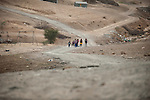 ISRAEL Umm Al-Hiran, Negev desert<br />