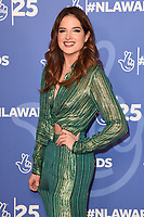 LONDON, UK. October 15, 2019: Binky Felstead at the National Lottery Awards 2019, London.<br /> Picture: Steve Vas/Featureflash