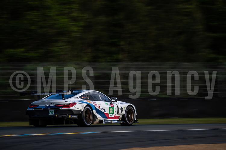 #81 BMW TEAM MTEK (DEU) BMW M8 GTE LM GTE PRO NICKY CATSBURG (NLD) MARTIN TOMCZYK (DEU) PHILIPP ENG (AUT)