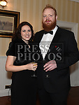 Jim and Karen Shevlin at the Heart Children Ireland Gala Ball in Darver Castle. Photo:Colin Bell/pressphotos.ie