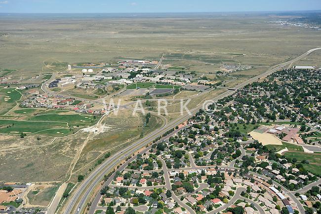 Colorado State University at Pueblo, Pueblo, Colorado. 2013