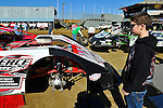 Feb 08, 2011; 3:26:53 PM; Gibsonton, FL., USA; The Lucas Oil Dirt Late Model Racing Series running The 35th annual Dart WinterNationals at East Bay Raceway Park.  Mandatory Credit: (thesportswire.net)