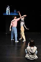perform 'Complement' as part of A Festival of Korean Dance 2019 at The Place, London<br /> <br /> ©Ash Knotek  D3503  07/06/2019
