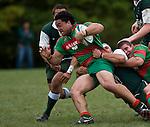 Pat Walsh memorial pre-season rugby game between Manurewa & Waiuku played at Mountfort Park, Manurewa on 5th April, 2008. Waiuku led 12 - 8 at halftime, though Manurewa went on to win 30 - 23.